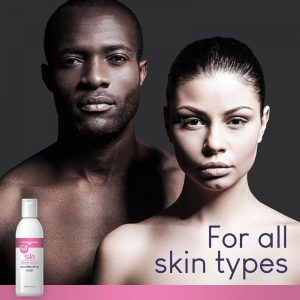 SB Skin Brightening Accelerating Wash - for all skin types
