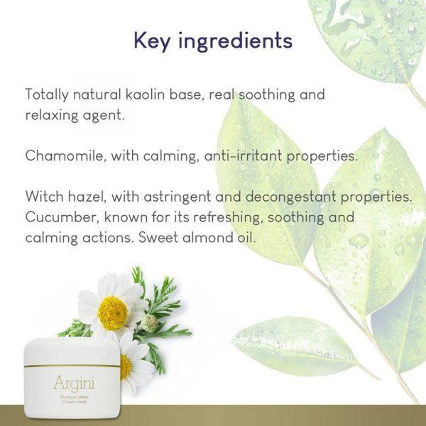 GERnétic Argini - key ingredients