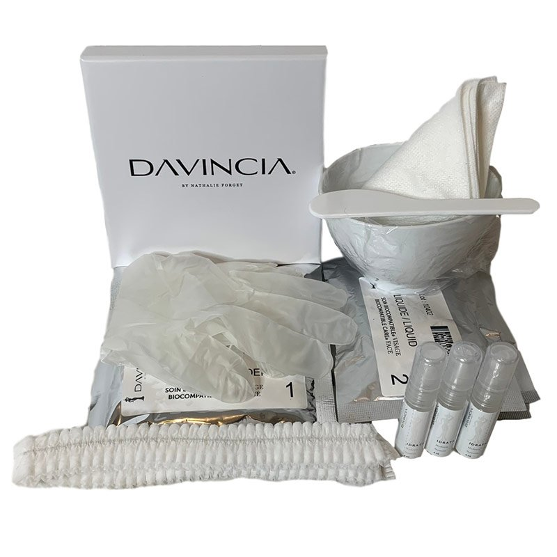 Davincia Kit Peeling Biocompatible