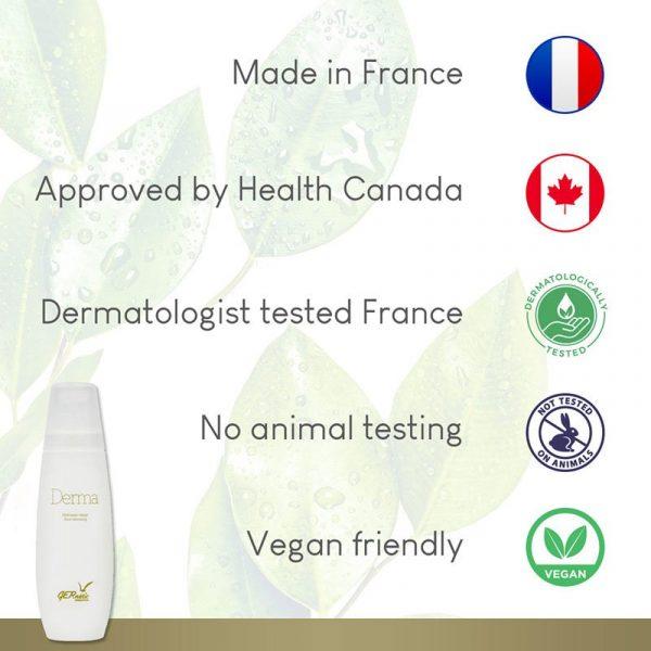 GERnétic Derma - tested & approved