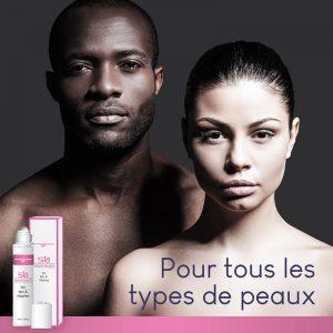 SB pour Lèvres et Mamelons - pour tous les types de peau
