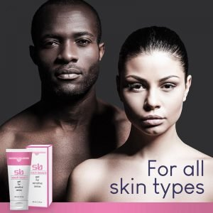 SB Gel for Sensitive Areas - all skin types