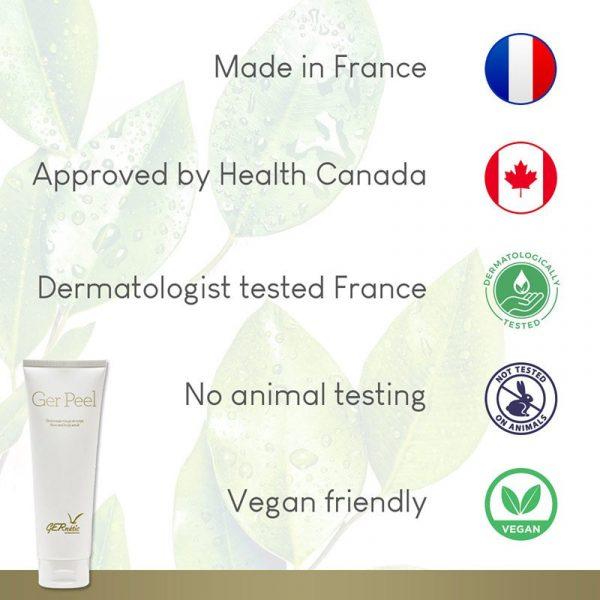 GERnétic Ger Peel - tested & approved