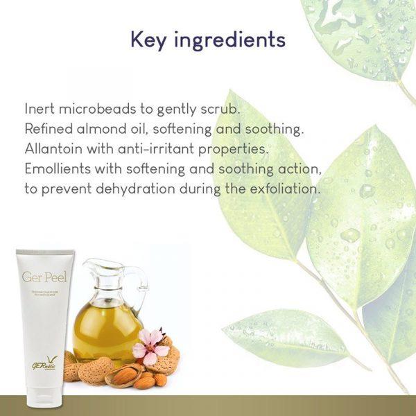 GERnétic Ger Peel - key ingredients