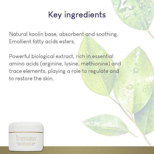 GERnétic Immuno - key ingredients