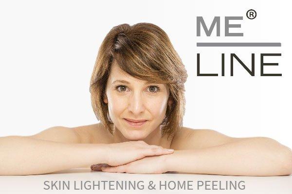 ME LINE skin lightening & home peeling - Caucasian