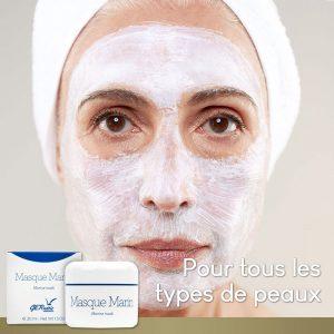 GERnétic Masque Marin - pour tous les types de peau