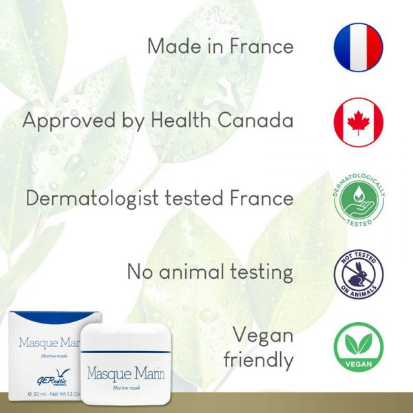 GERnétic Masque Marin - tested & approved