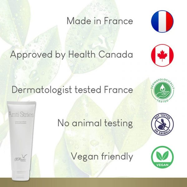 GERnétic Anti Stries - Tested and Approved