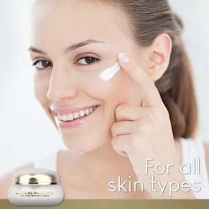 GERnétic The Time-Defying Cream - for all skin types