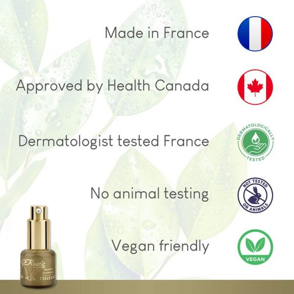GERnétic Cells Life - tested & approved