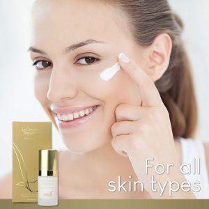 GERnétic Le Concentré Réparateur - for all skin types