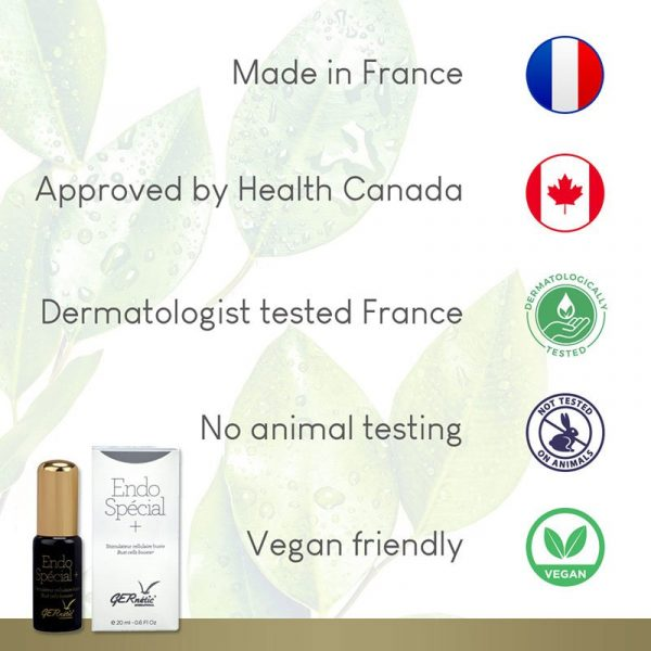 GERnétic Endo Spécial + - Tested and Approved