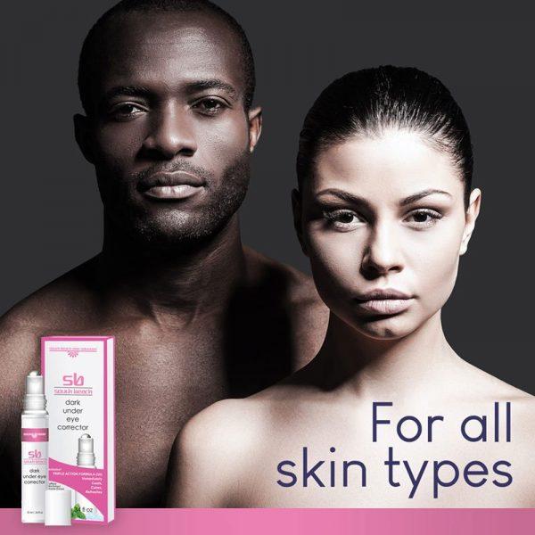 SB Dark Under Eye Corrector - for all skin types