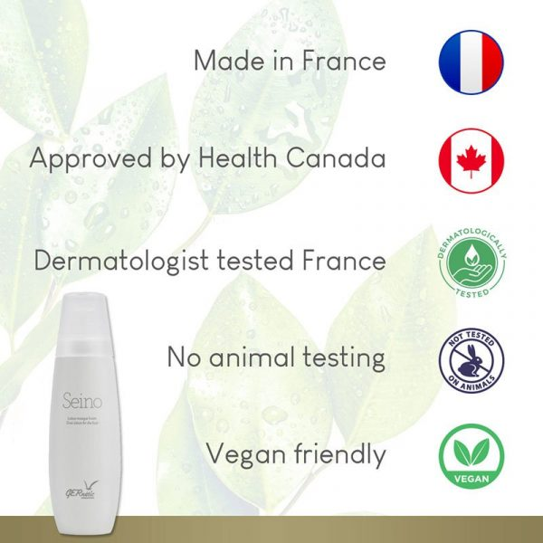 GERnétic Seino - Tested and Approved