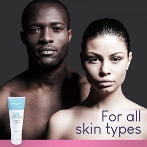 SB Soothing Lotion for After Wax/Shave - for all skin types