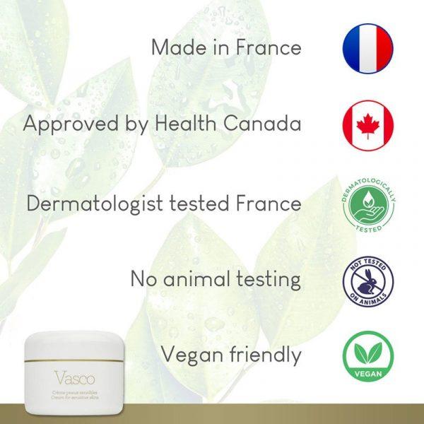 GERnétic Vasco - tested & approved